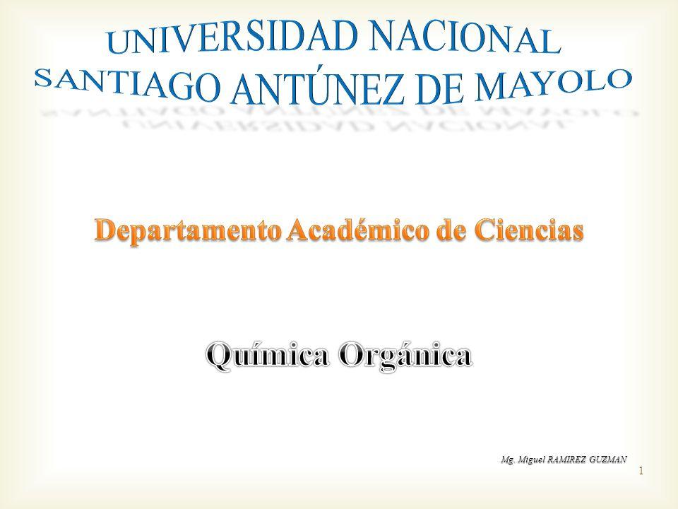 Departamento Académico de Ciencias