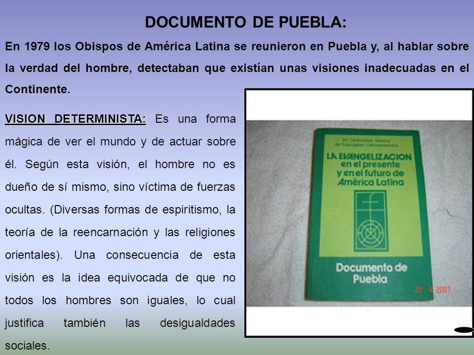DOCUMENTO DE PUEBLA: