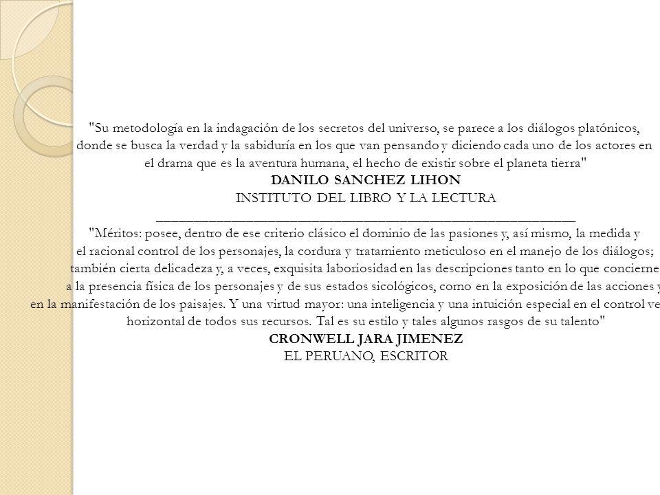INSTITUTO DEL LIBRO Y LA LECTURA
