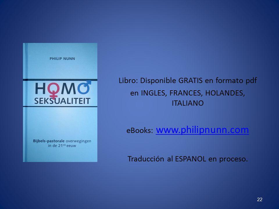 Libro: Disponible GRATIS en formato pdf