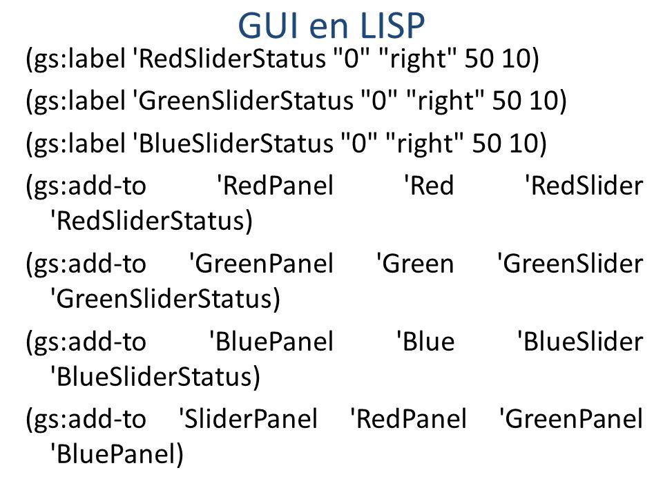 GUI en LISP (gs:label RedSliderStatus 0 right 50 10)