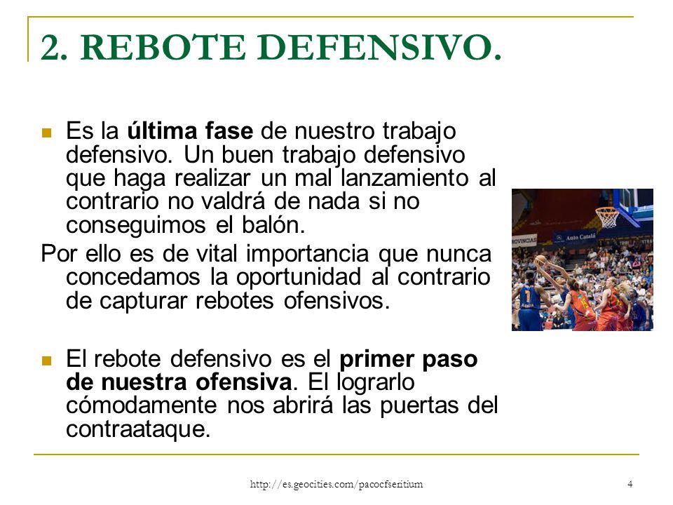 2. REBOTE DEFENSIVO.