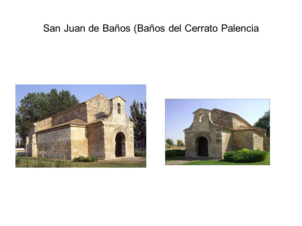 San Juan de Baños (Baños del Cerrato Palencia