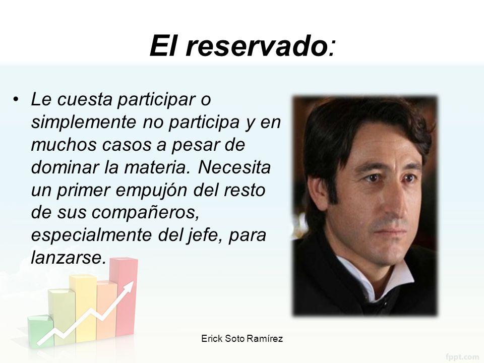 El reservado: