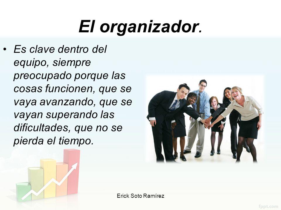 El organizador.