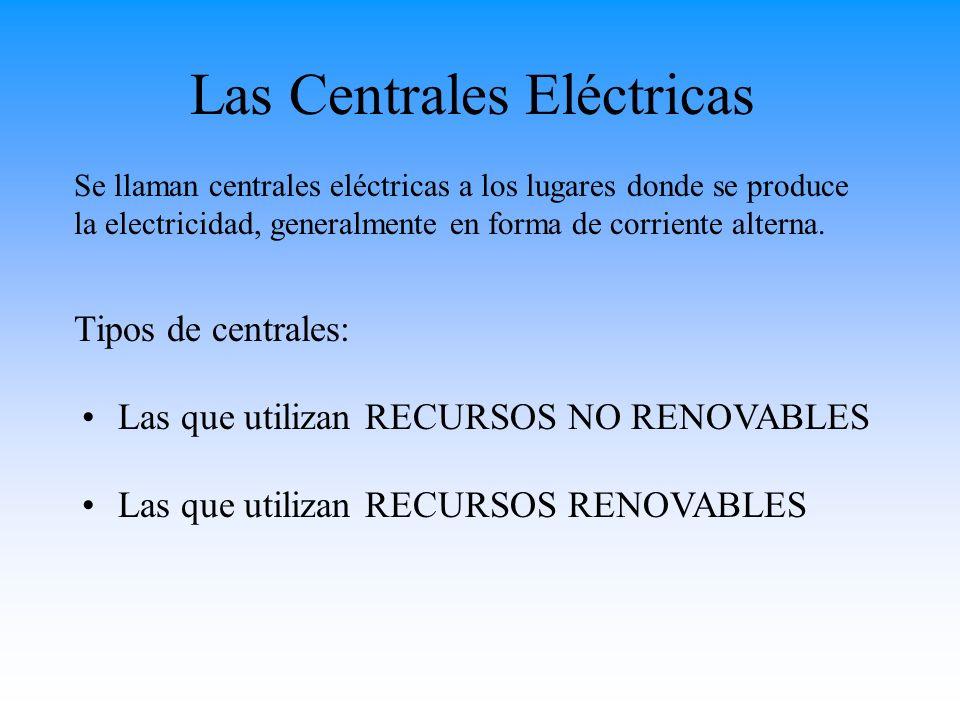 Las Centrales Eléctricas