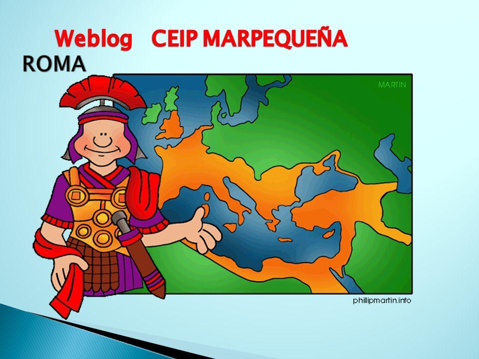 Weblog CEIP MARPEQUEÑA ROMA