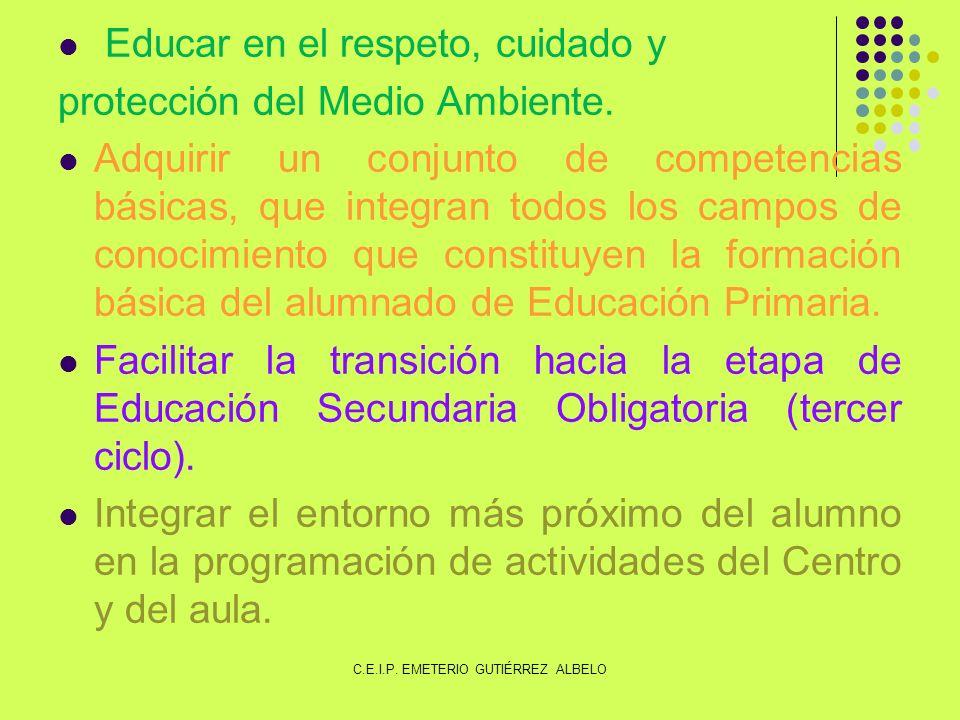C.E.I.P. EMETERIO GUTIÉRREZ ALBELO