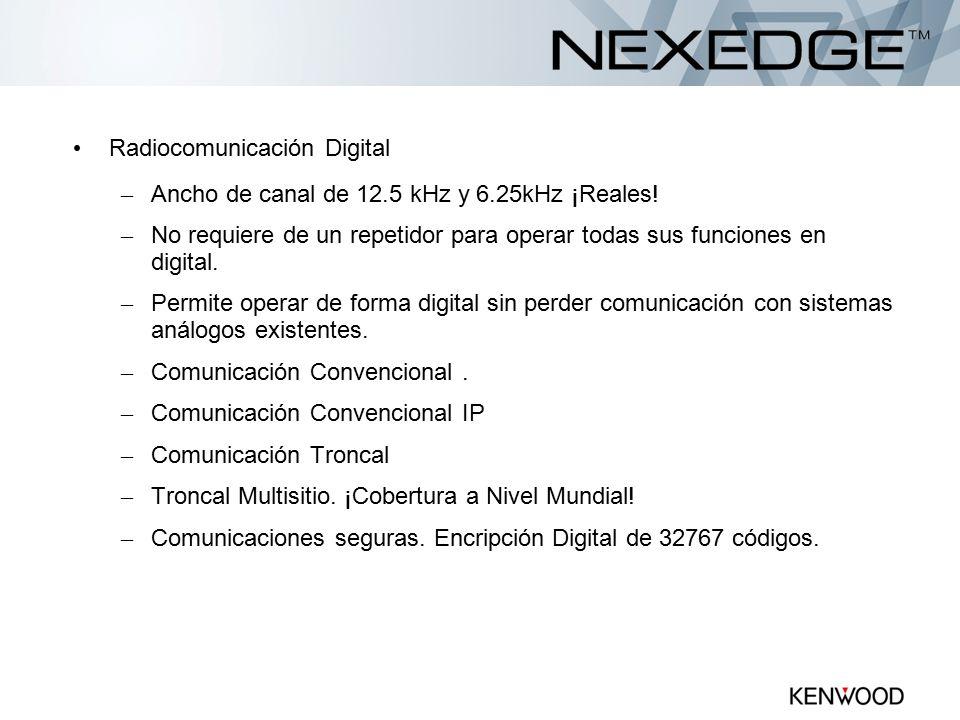 Radiocomunicación Digital