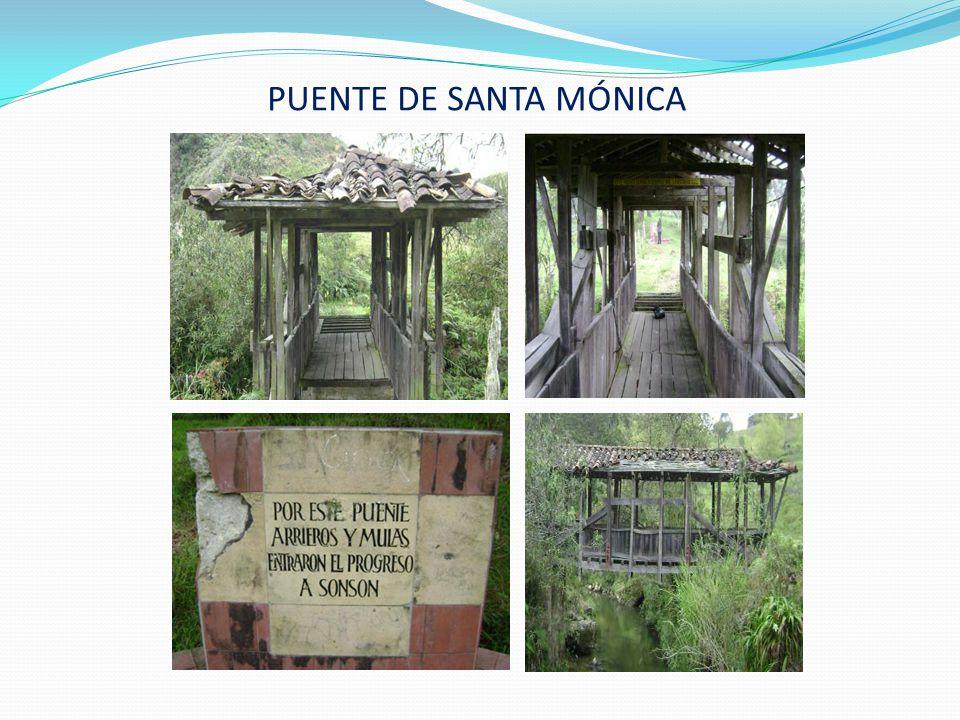PUENTE DE SANTA MÓNICA