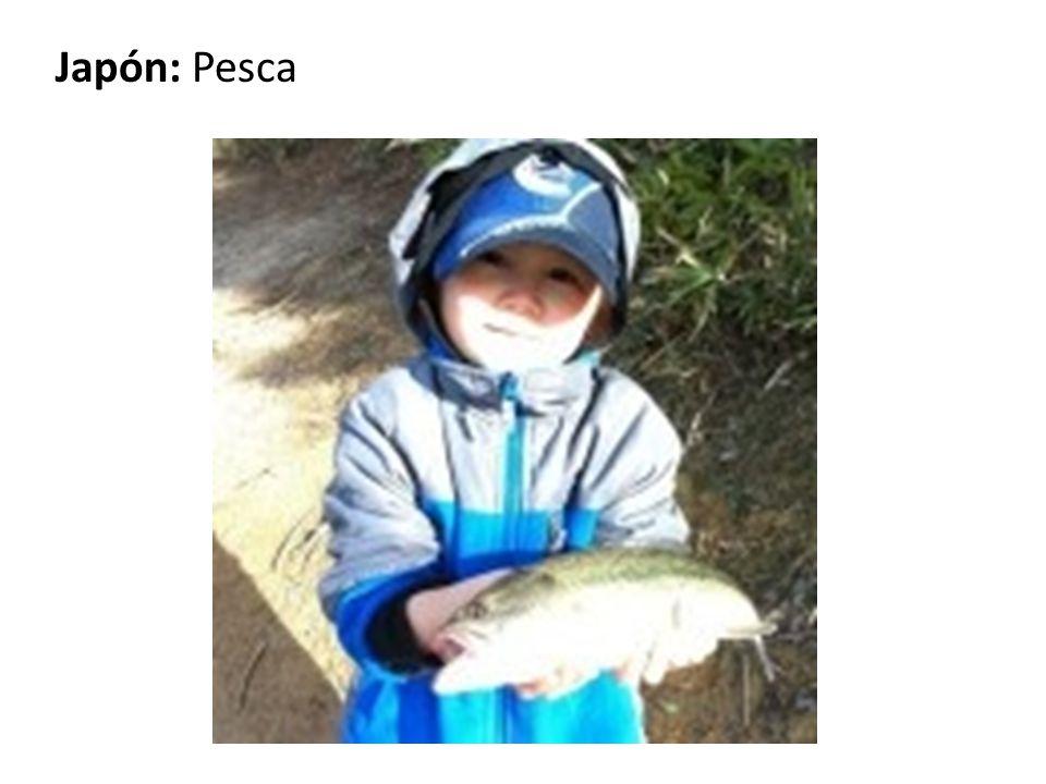 Japón: Pesca