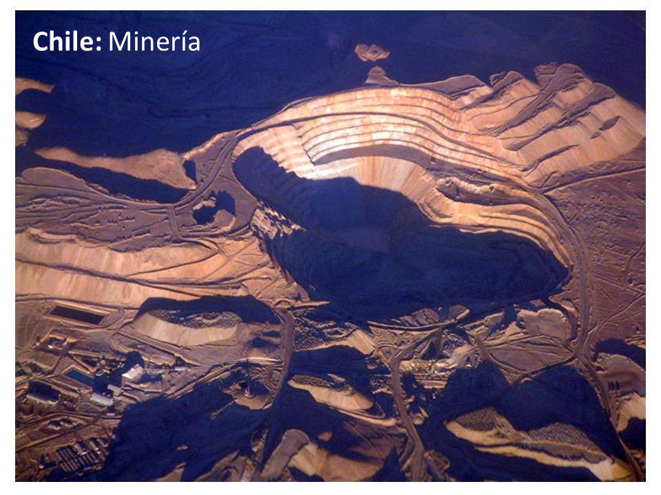 Chile: Minería
