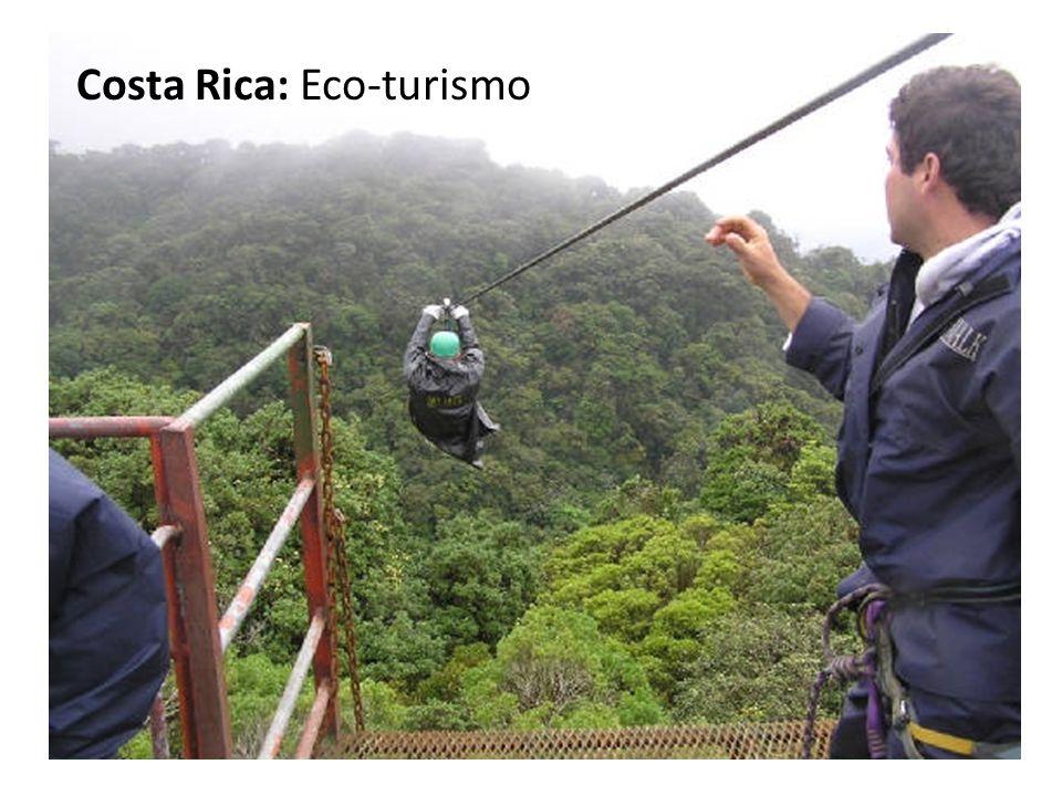 Costa Rica: Eco-turismo