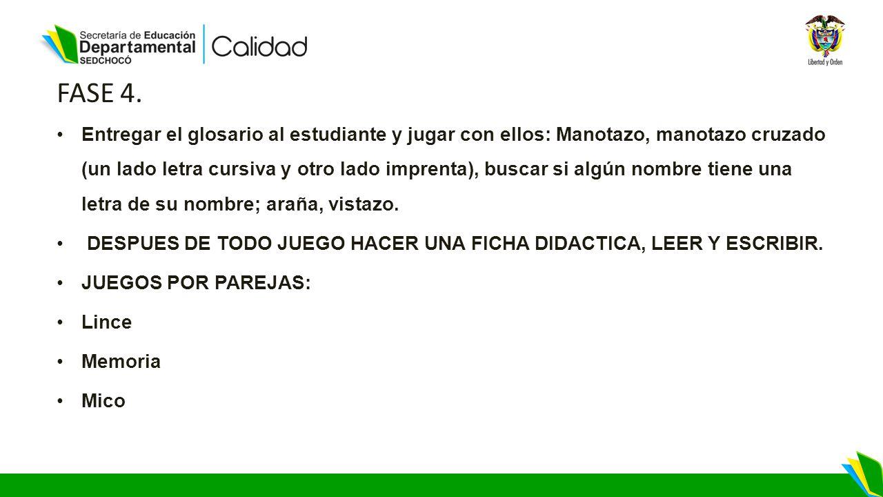 FASE 4.