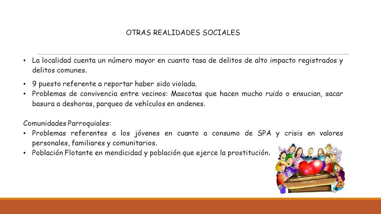 OTRAS REALIDADES SOCIALES