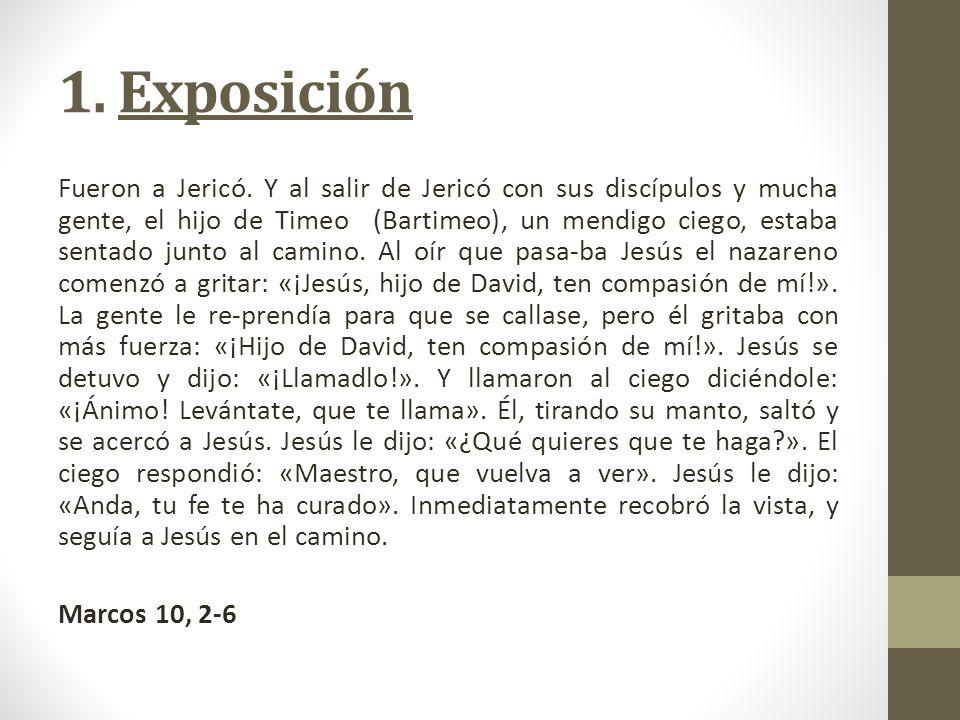 1. Exposición