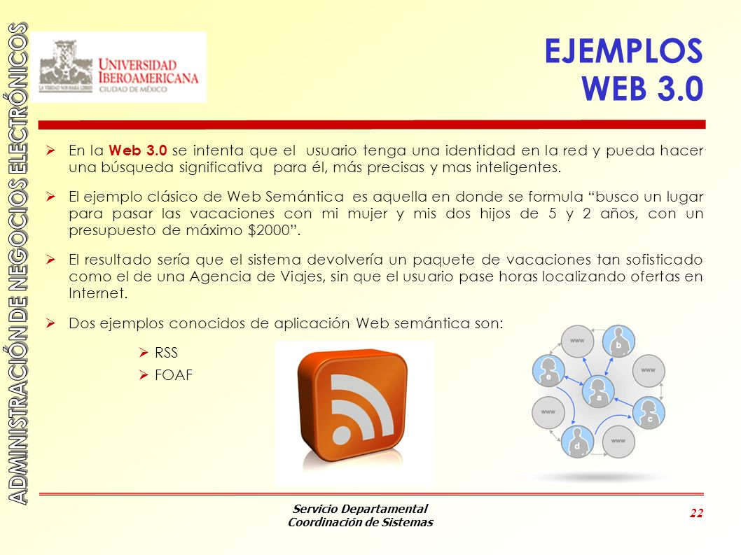 EJEMPLOS WEB 3.0