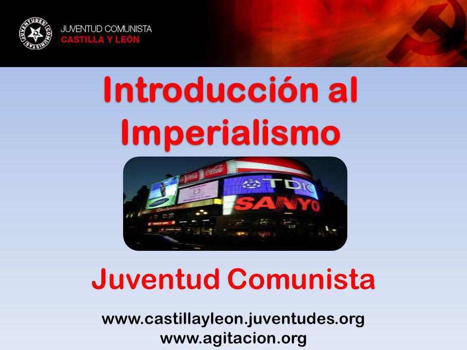 Introducción al Imperialismo