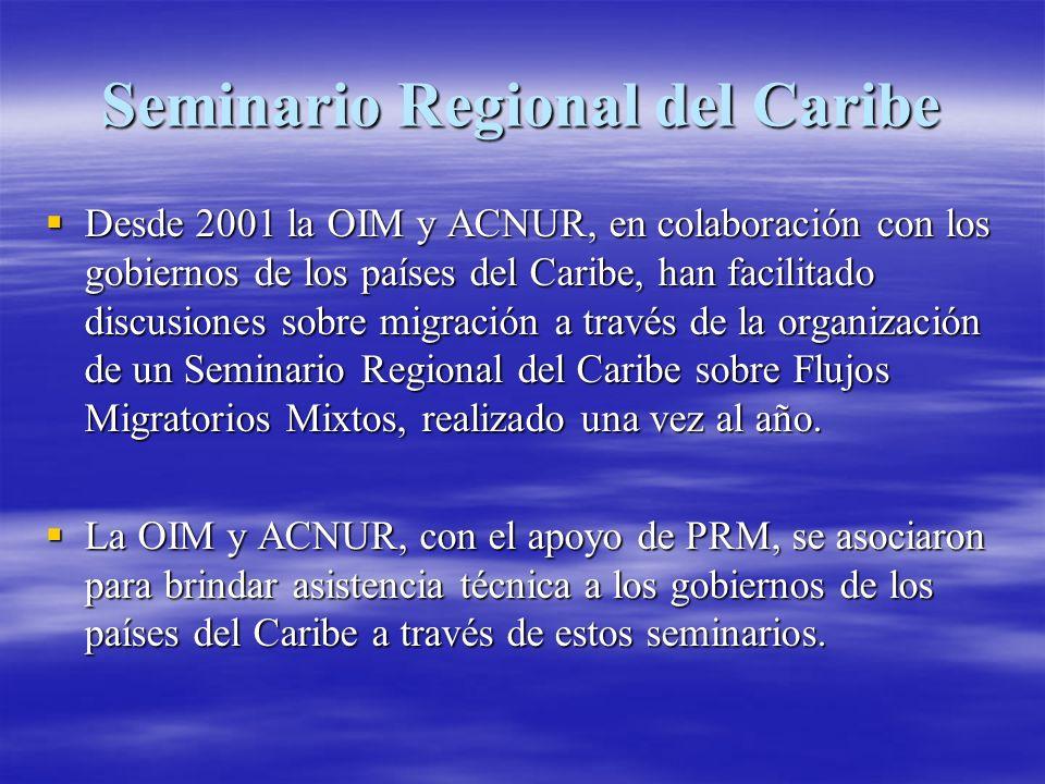 Seminario Regional del Caribe