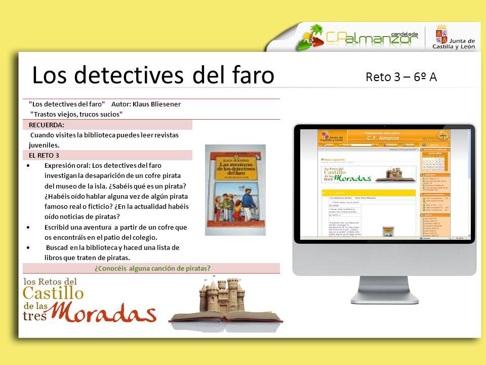 Los detectives del faro