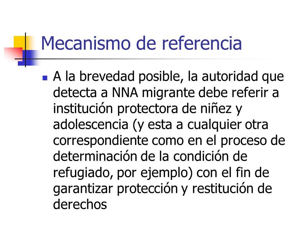 Mecanismo de referencia