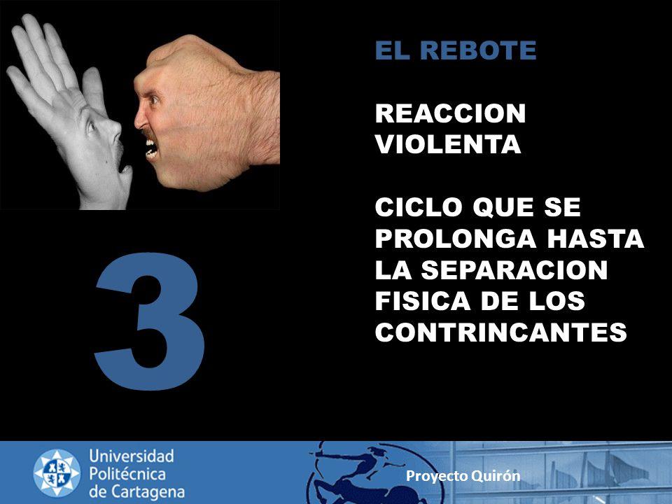 3 EL REBOTE REACCION VIOLENTA