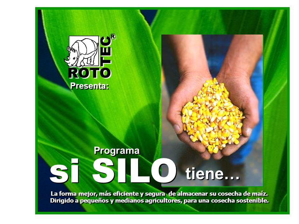 si SILO tiene… Programa Presenta: