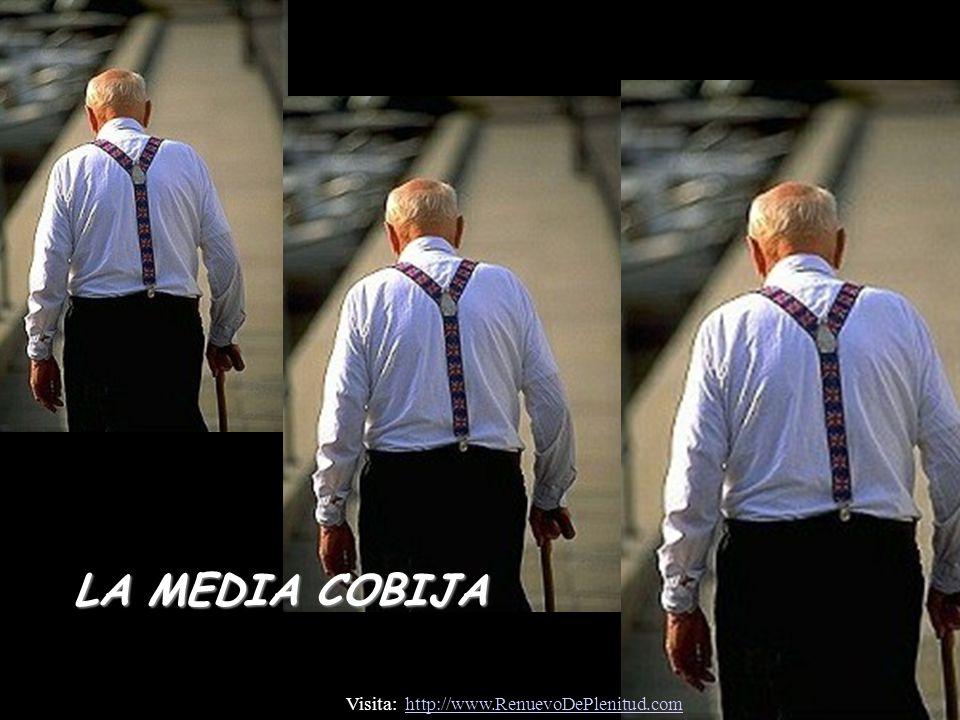 LA MEDIA COBIJA Visita: http://www.RenuevoDePlenitud.com