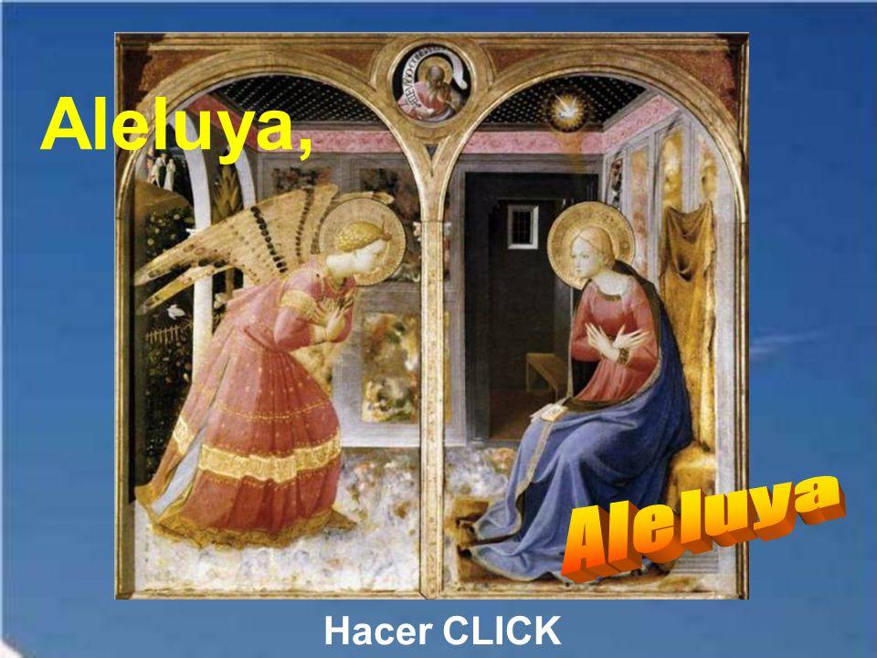 Aleluya, Aleluya Hacer CLICK