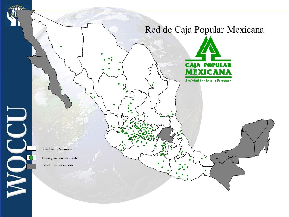 Red de Caja Popular Mexicana