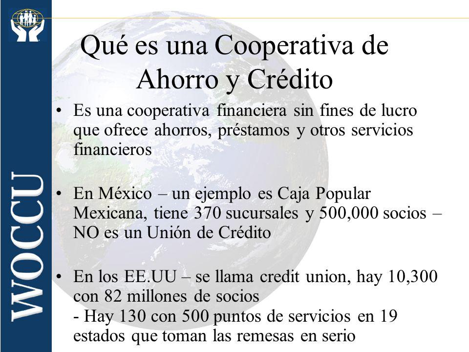 Qué es una Cooperativa de Ahorro y Crédito