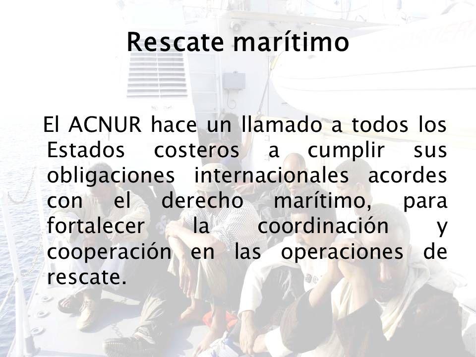 Rescate marítimo