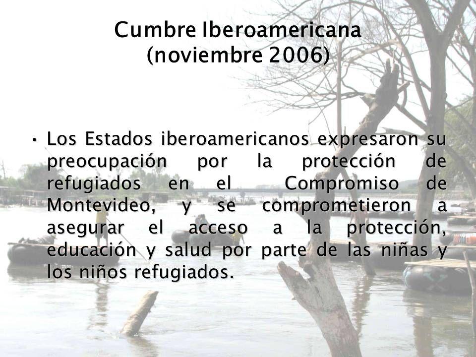 Cumbre Iberoamericana (noviembre 2006)