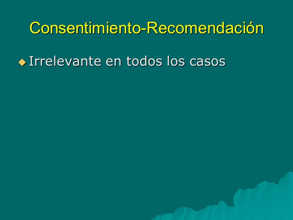 Consentimiento-Recomendación