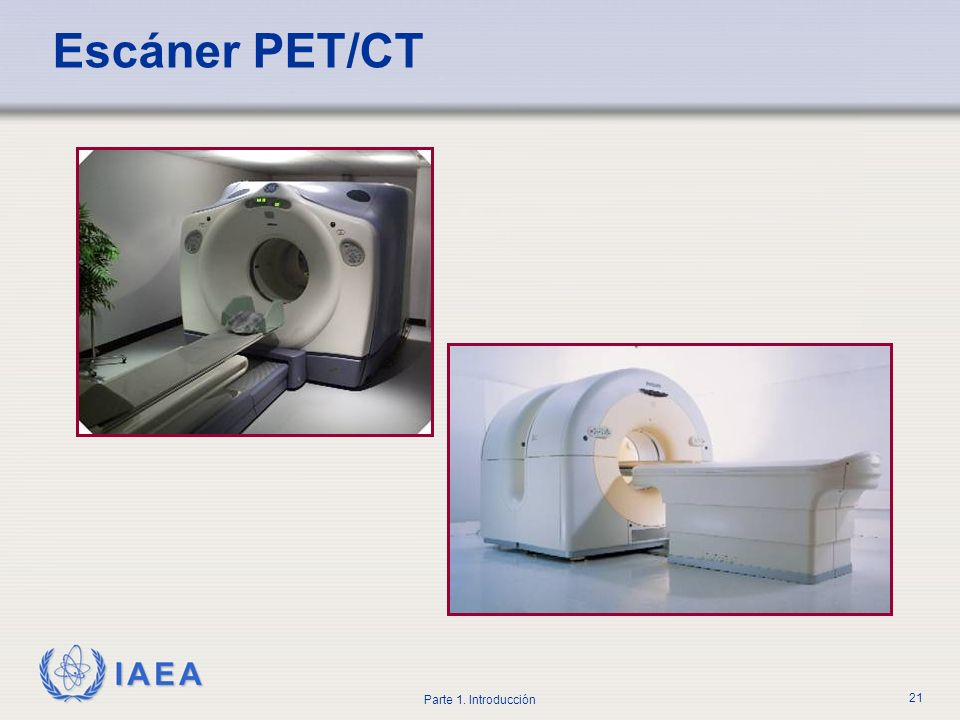 Escáner PET/CT