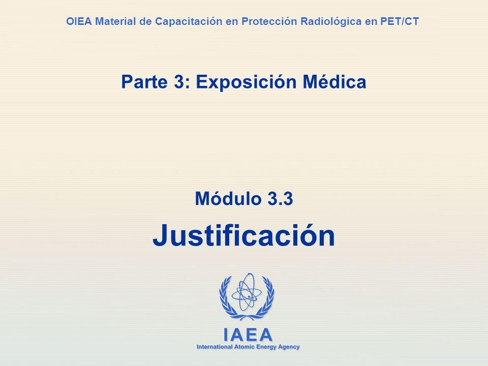 Parte 3: Exposición Médica