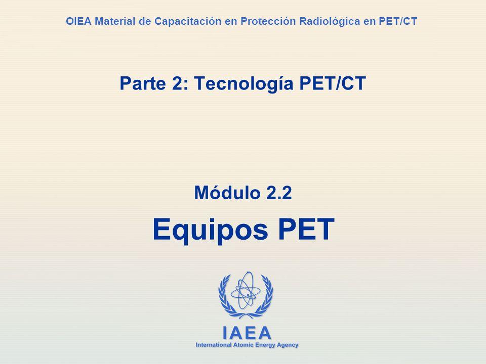 Parte 2: Tecnología PET/CT
