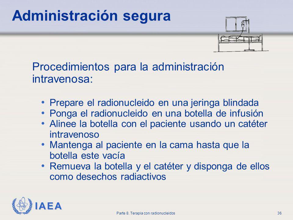 Administración segura