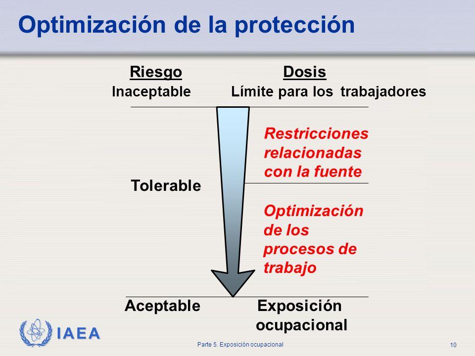 Optimización de la protección