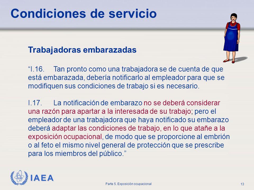 Condiciones de servicio
