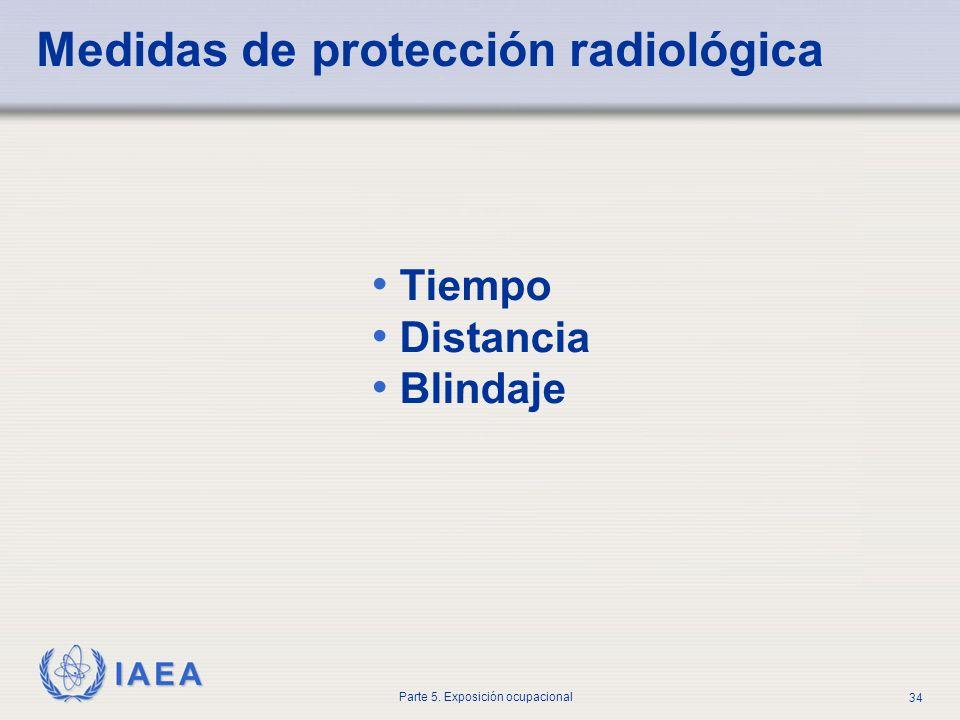 Medidas de protección radiológica