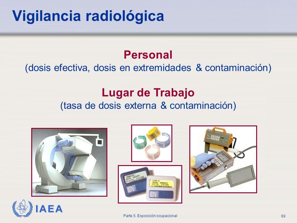 Vigilancia radiológica