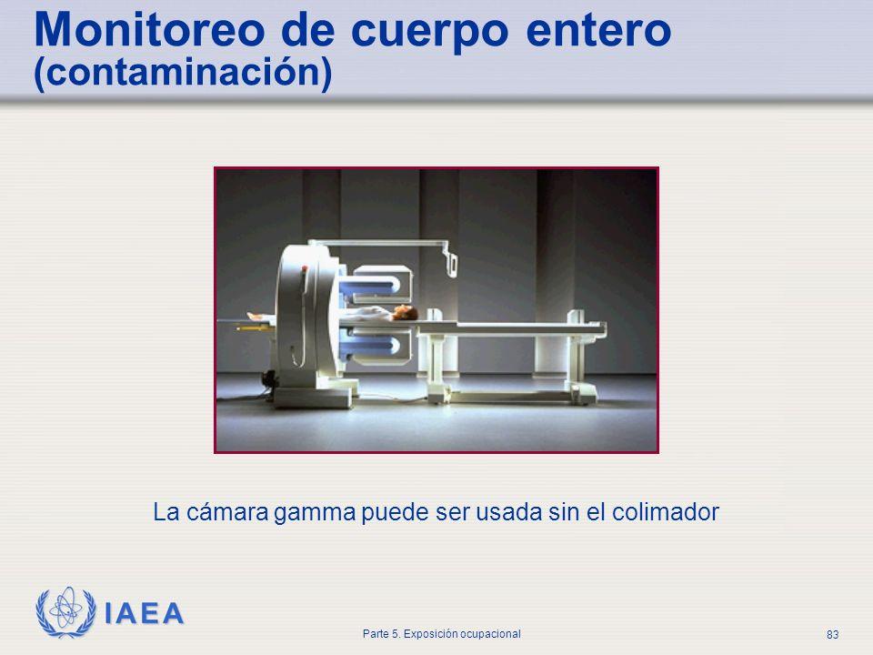 Monitoreo de cuerpo entero (contaminación)