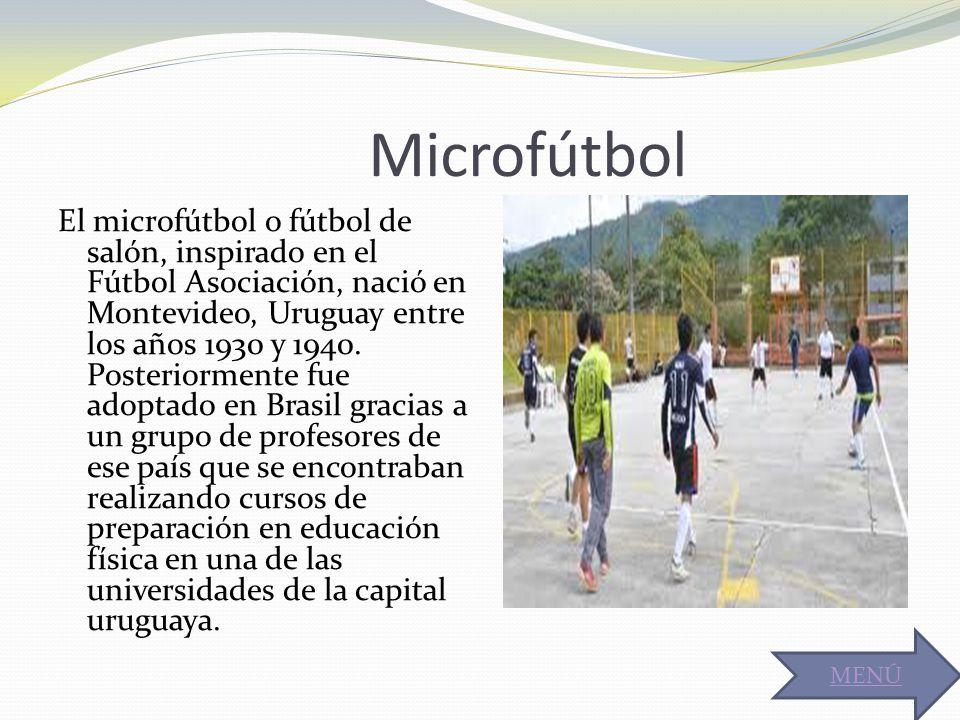 Microfútbol