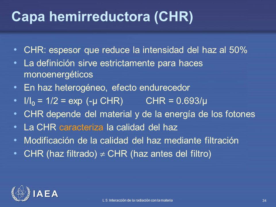 Capa hemirreductora (CHR)