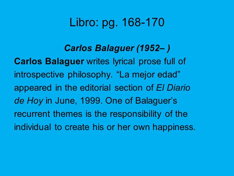 Libro: pg. 168-170