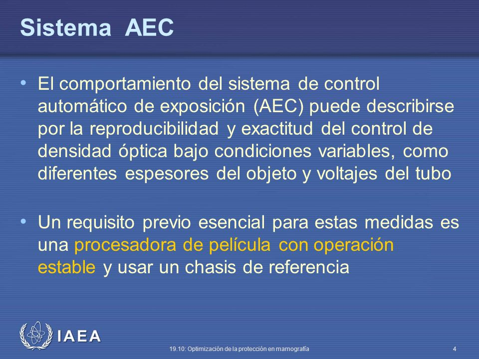 Sistema AEC