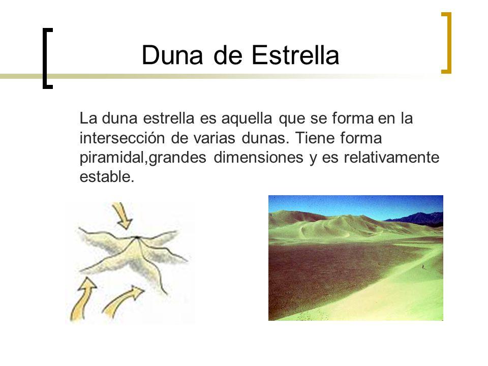 Duna de Estrella