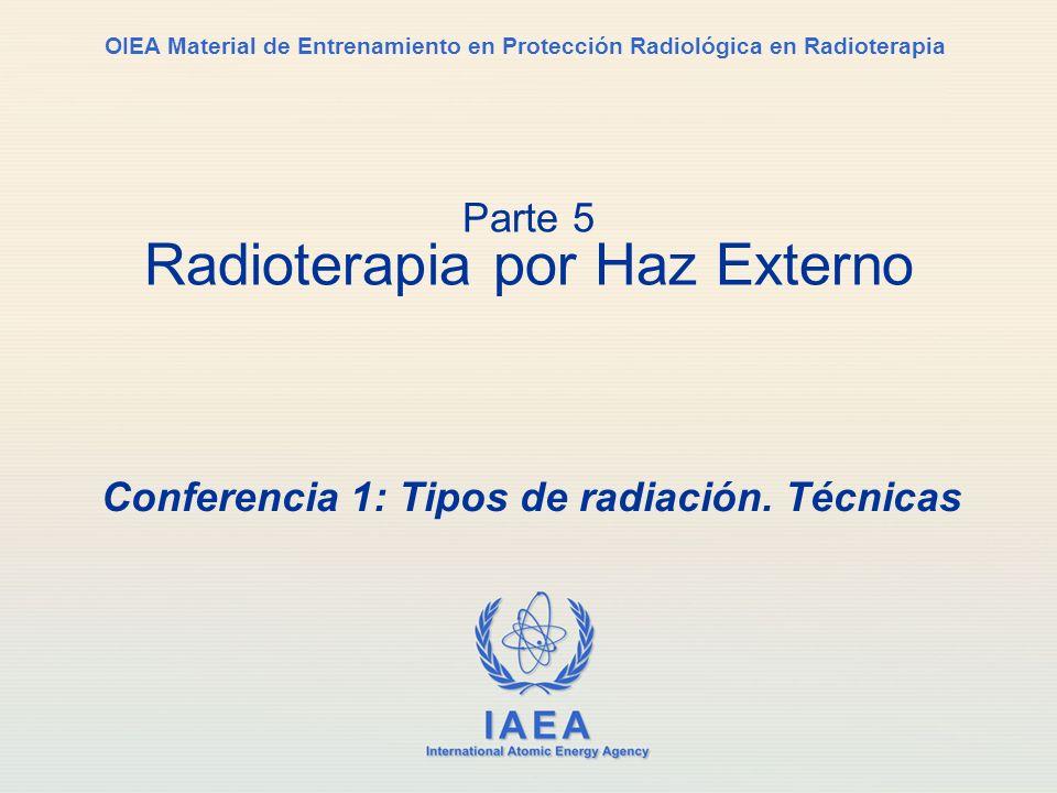 Parte 5 Radioterapia por Haz Externo