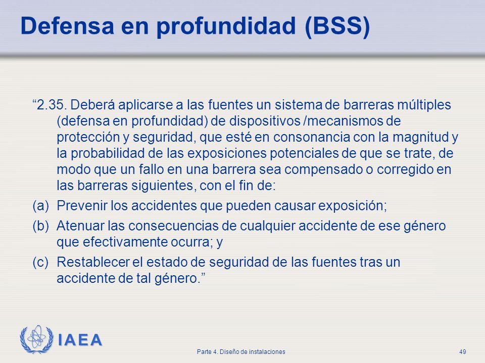 Defensa en profundidad (BSS)